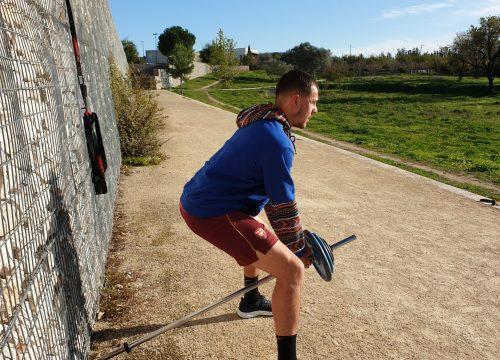 Exercice prise de masse